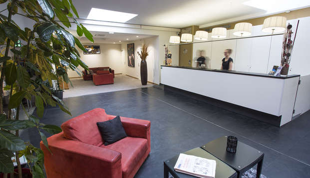 Eden Hotel Spa - NEW Reception