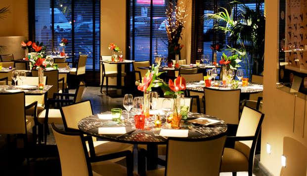 Week-end bien-être avec dîner (2 plats)  à Cannes