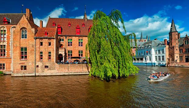 Charmeweekend in Brugge met wellness (vanaf 2 nachten)