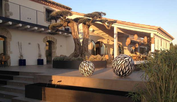 ¡Oferta exclusiva 3x2! En un hotel mágico y exclusivo en la Costa Brava  (desde 3 noches)