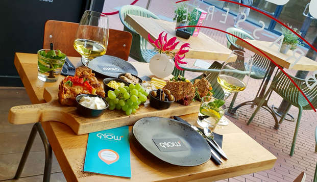 Boutique Hotel Glow - NEW Eat