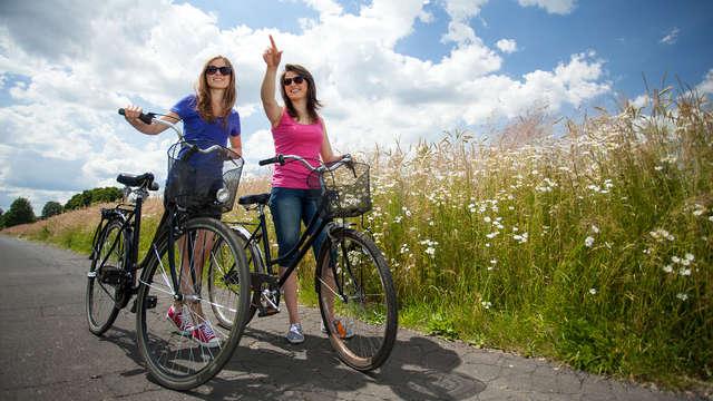 Ontbijt met bubbels en verken de omgeving van Kortrijk op de fiets