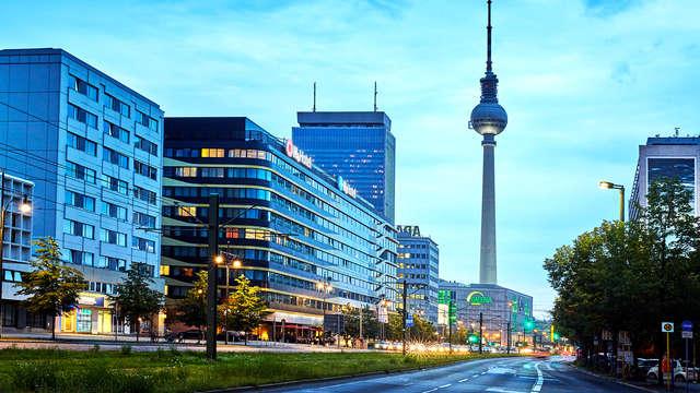 Luxe en Duitse charme nabij Alexanderplatz in Berlijn (vanaf 2 nachten)