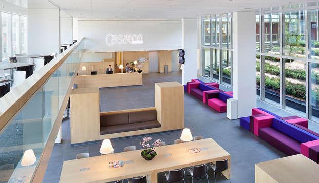 Citytrip avec luxe et comfort a Amsterdam