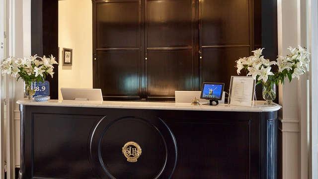 Hotel de Tuilerieen - NEW Reception