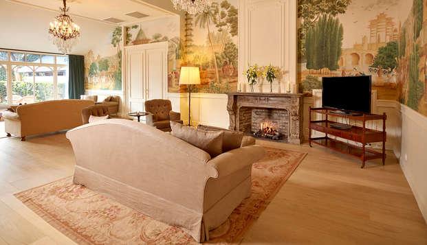 Hotel de Tuilerieen - NEW Lobby
