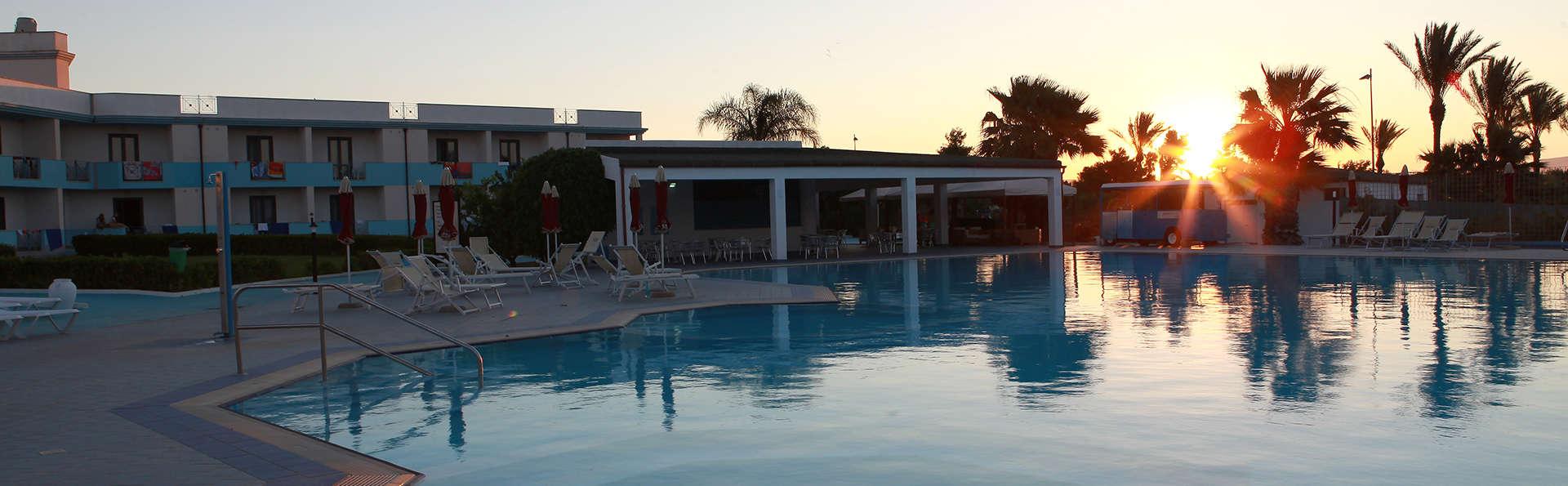 7 nachten all inclusive vakantie in Sicilië