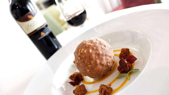 Offre romantique en Ombrie avec dîner aux chandelles et accès au spa