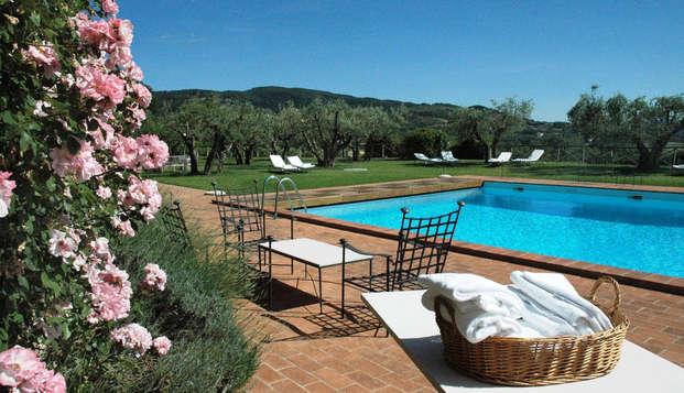 Soggiorno in Umbria con cena e spa (da 3 notti)