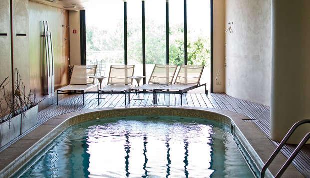 Soggiorno relax con accesso spa  nel cuore verde dell'Umbria(da 2 notti)