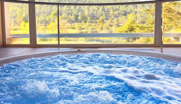 Promoción Exclusiva en un balneario en plena naturaleza con circuito termal