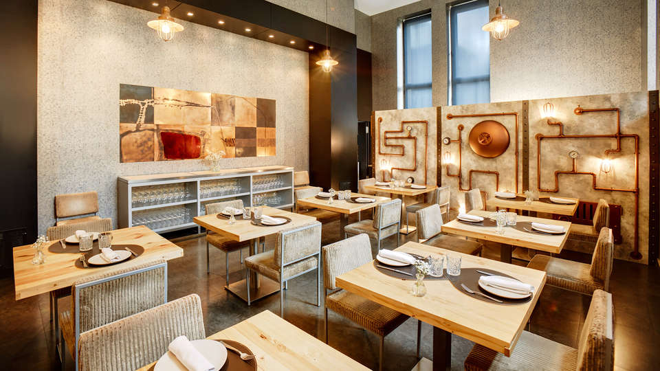 Sercotel Ciutat d'Alcoi - EDIT_NEW_Restaurant.jpg