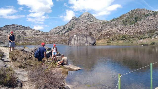 1 acceso a la ruta de senderismo por el río Miño para 2 adultos