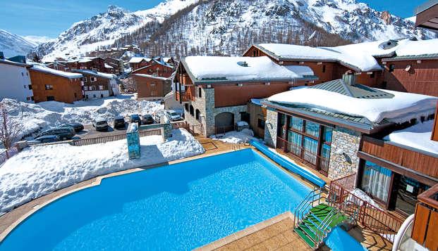 Week-end en famille ou entre amis, à Val d'Isère (à partir de 2 nuits)