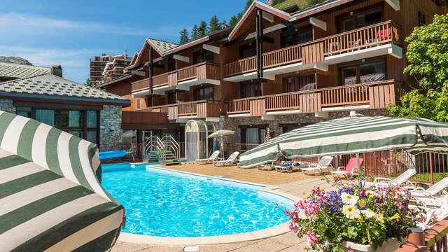 Week-end en famille ou entre amis, à Val d'Isère (à partir de 4 nuits)