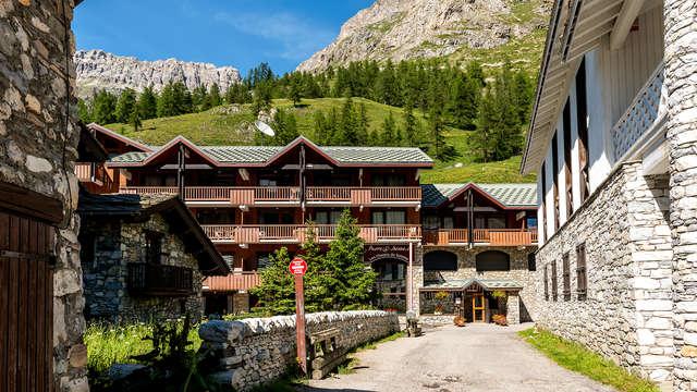 Escapada esquí en familia en Val d'Isère
