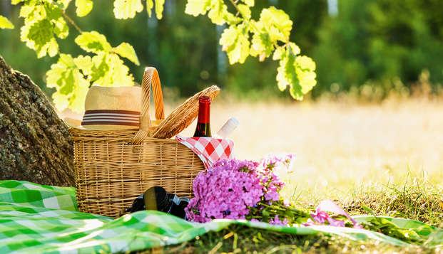 Escapada familiar: picnic y un niño gratuito en Biar, Alicante