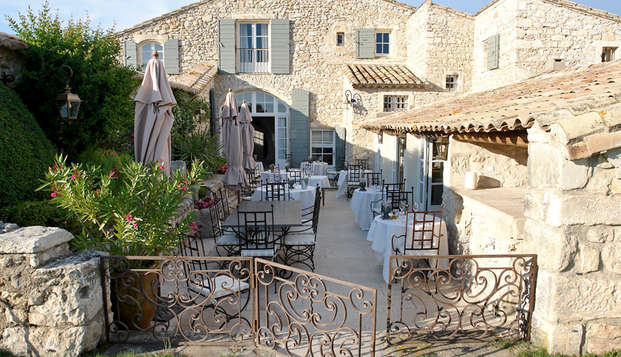 Saveurs provençales dans un mas de charme près de Cavaillon