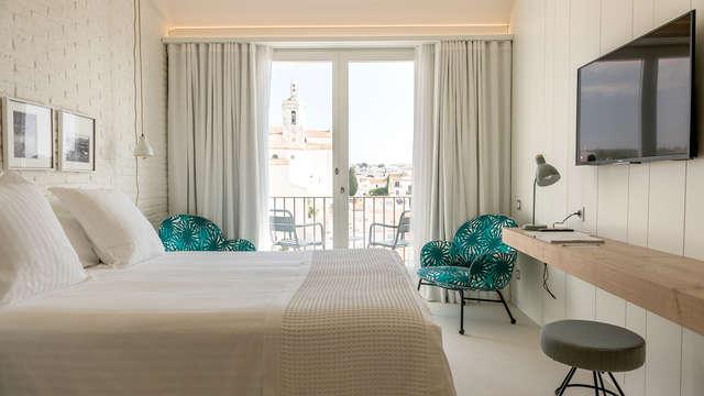 Offre exclusive : Luxe à Cadaqués dans un hôtel boutique avec vue sur la mer