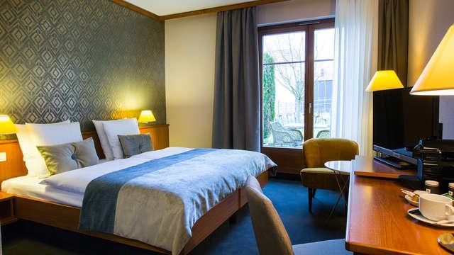 Saint Hubert Hotel