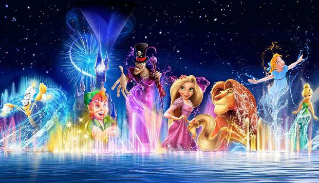 Offre spéciale: Séjour magique à 2 ou en famille à Disneyland® Paris (2 jours / 2 parcs)