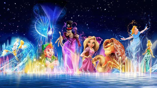 Speciale aanbieding: Magisch verblijf met z'n 2 of met de familie in Disneyland Parijs (2 dagen / 2 parken)