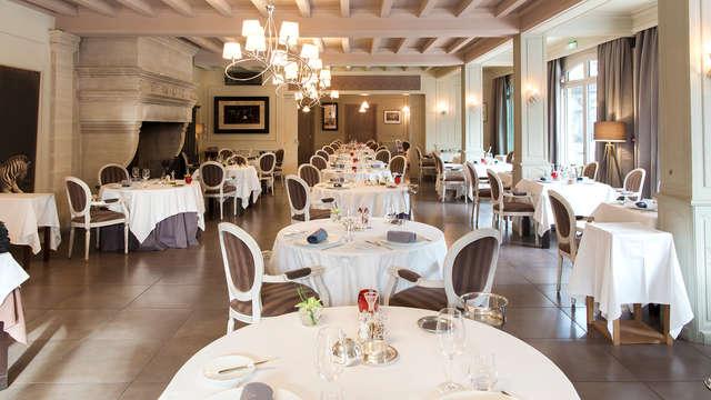 Hotel Le Vallon de Valrugues et Spa