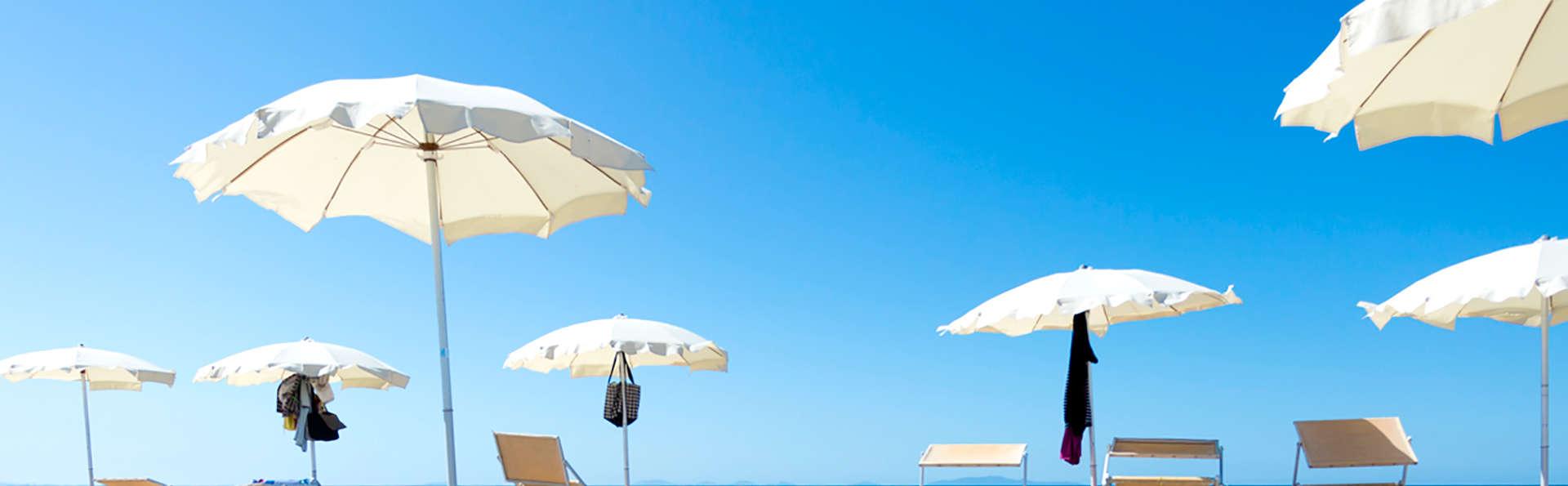 Soggiorno in riva al mare con pensione completa!