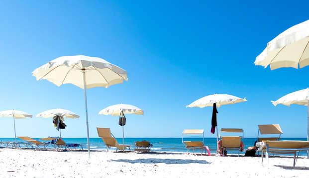 Longs séjours en Sardaigne avec plage privée