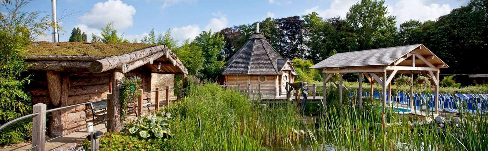 Détente en Brabant Flamand avec accès aux sublimes thermes de Dilbeek