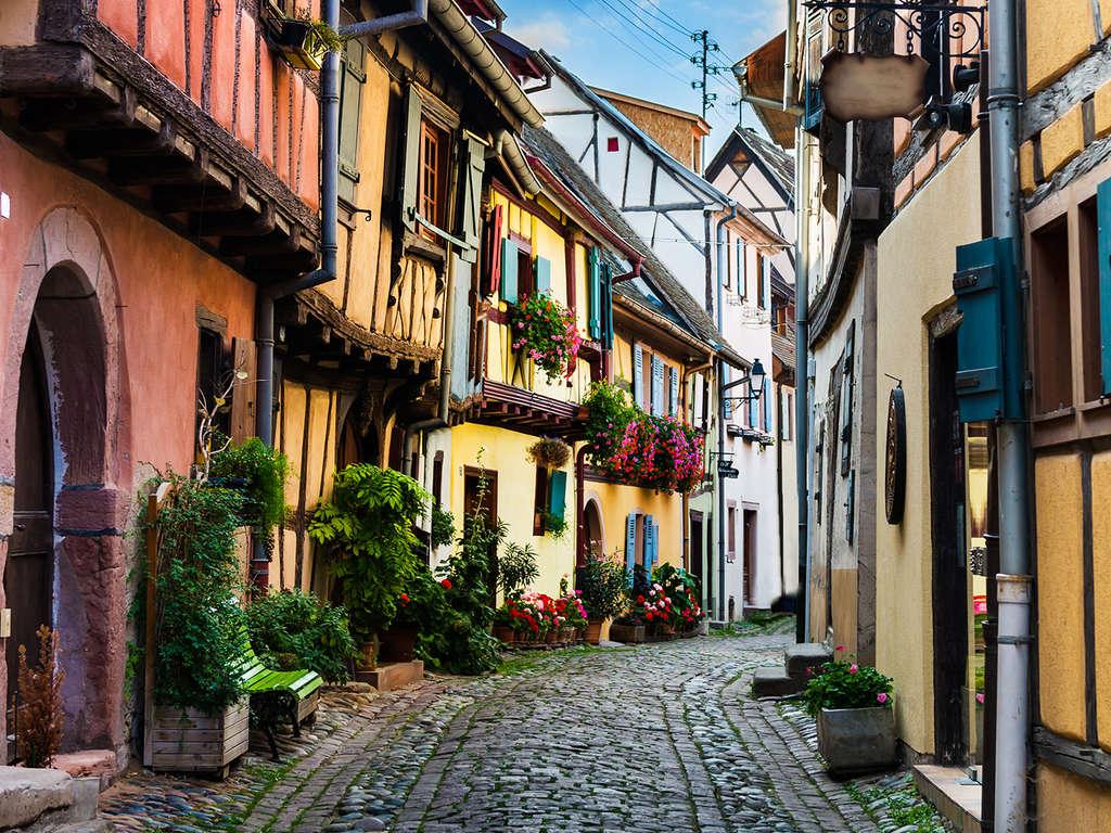 Séjour France - Dépaysement total et charme dans un village médiéval en Alsace  - 3*