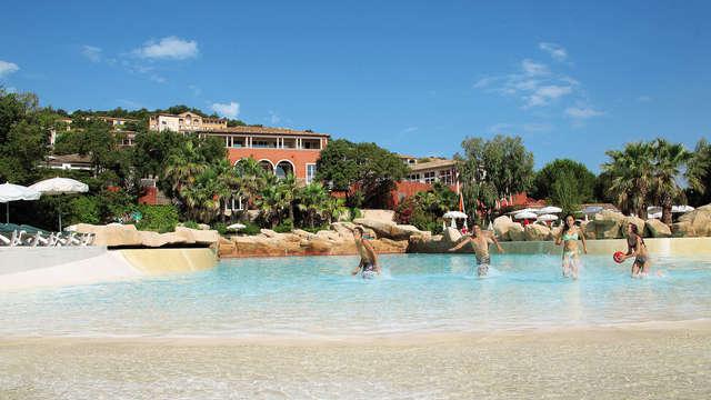 Evasion les pieds dans l'eau en famille sur la Côte d'Azur (à partir de 4 nuits)