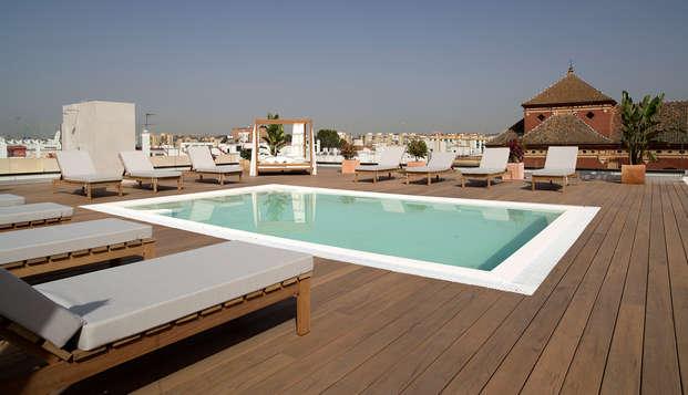 Hotel Zenit Sevilla - NEW POOL