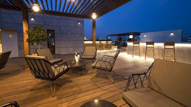 Hotel Zenit Sevilla - NEW TERRACE