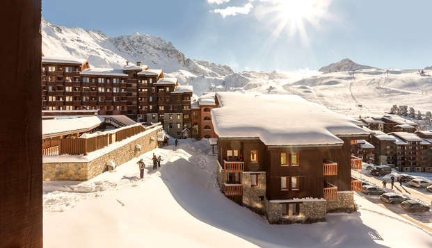 Week-end ski en famille à Plagne (à partir de 2 nuits)