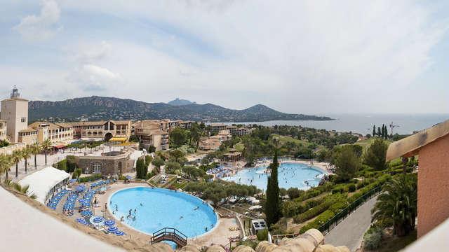 Week-end en famille sur la Côte d'Azur (2 nuits)
