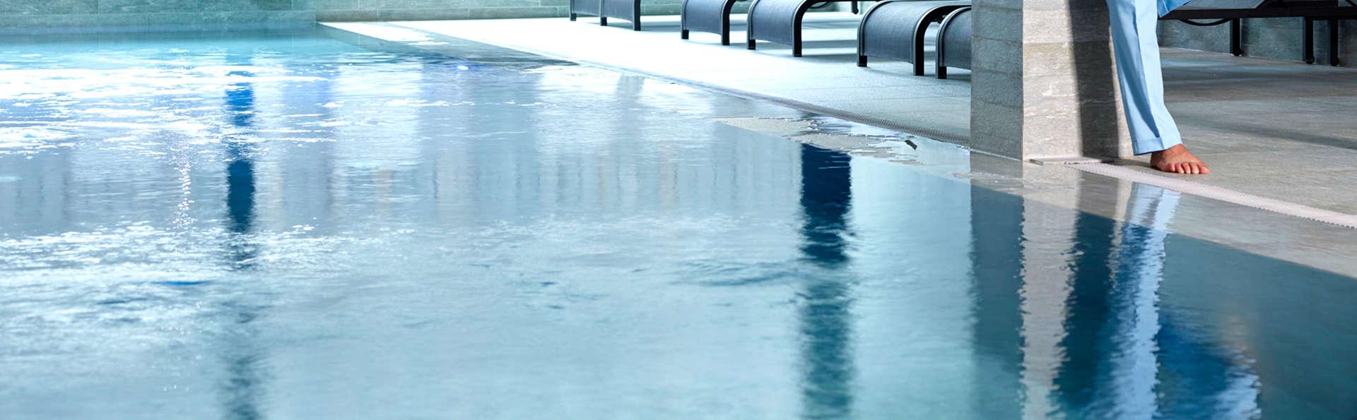 Profitez de ce splendide hôtel à Courtrai avec accès au wellness