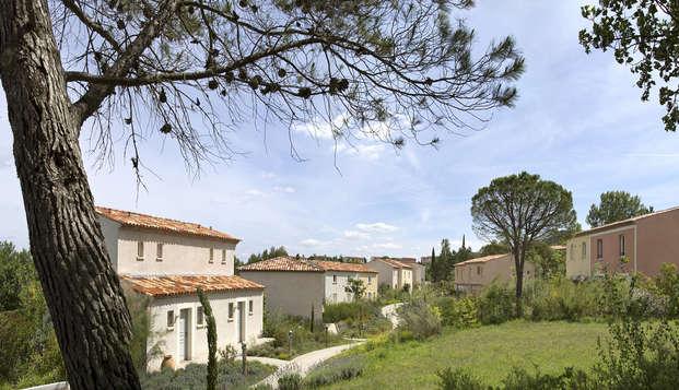 Escapade en famille ou entre amis en Ardèche, près de Montélimar (1 nuit)