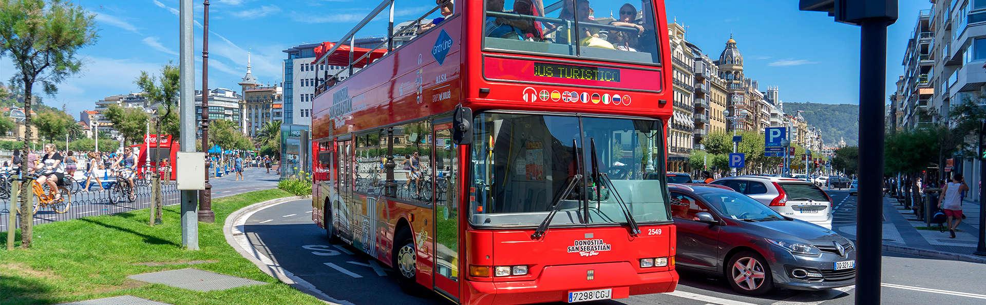 Escapade à Irún avec une visite de Saint-Sébastien en bus touristique