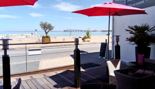 Hotel de la Maree - Ile de Re - NEW Terrace