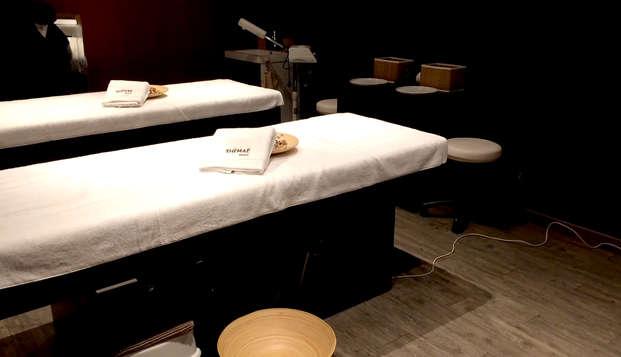 Relax y tratamientos faciales para dos cerca de Disneyland® Paris