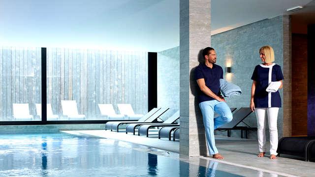 Optimaal genieten in de luxe wellness in Kortrijk
