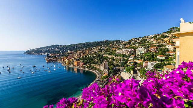Séjour en amoureux avec massage et gourmandises au cœur de Cannes