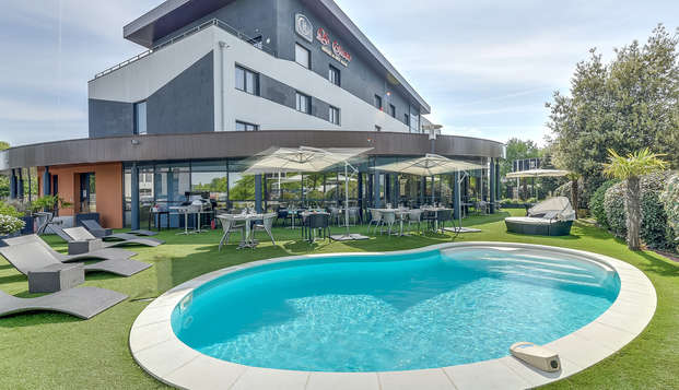 Le Colisee Hotel et Spa - NEW Ext
