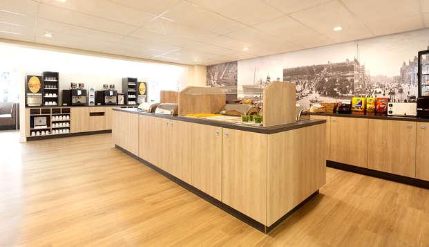 Days Inn Rotterdam City Centre - NEW BREAKFAST