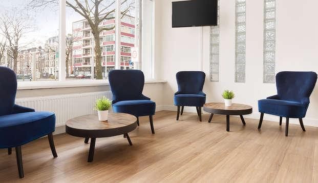 Days Inn Rotterdam City Centre - NEW LOUNGE