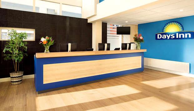 Days Inn Rotterdam City Centre - NEW RECEPTION