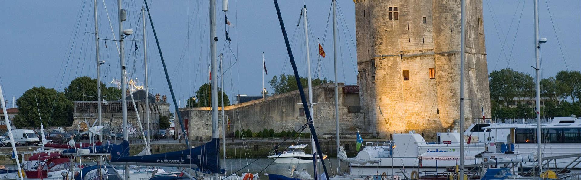Séjour en famille à La Rochelle (à partir de 4 nuits)