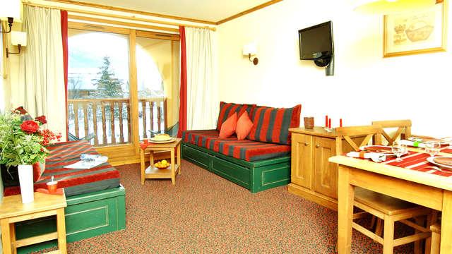 Pierre et Vacances Residence L Alpaga