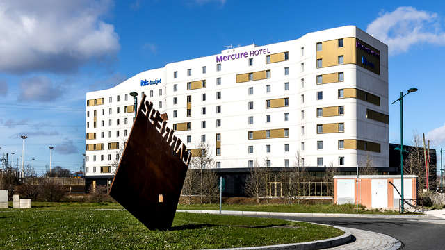 Mercure Paris Gennevilliers